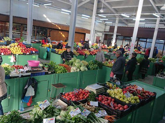 Piața agroalimentară Craiova